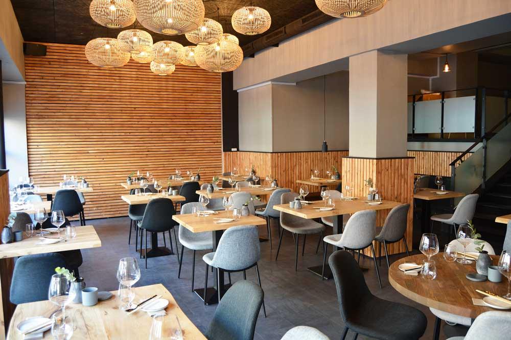 Restaurant Nam hyggelige lokaler
