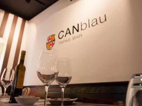 CANblau Tapasbar