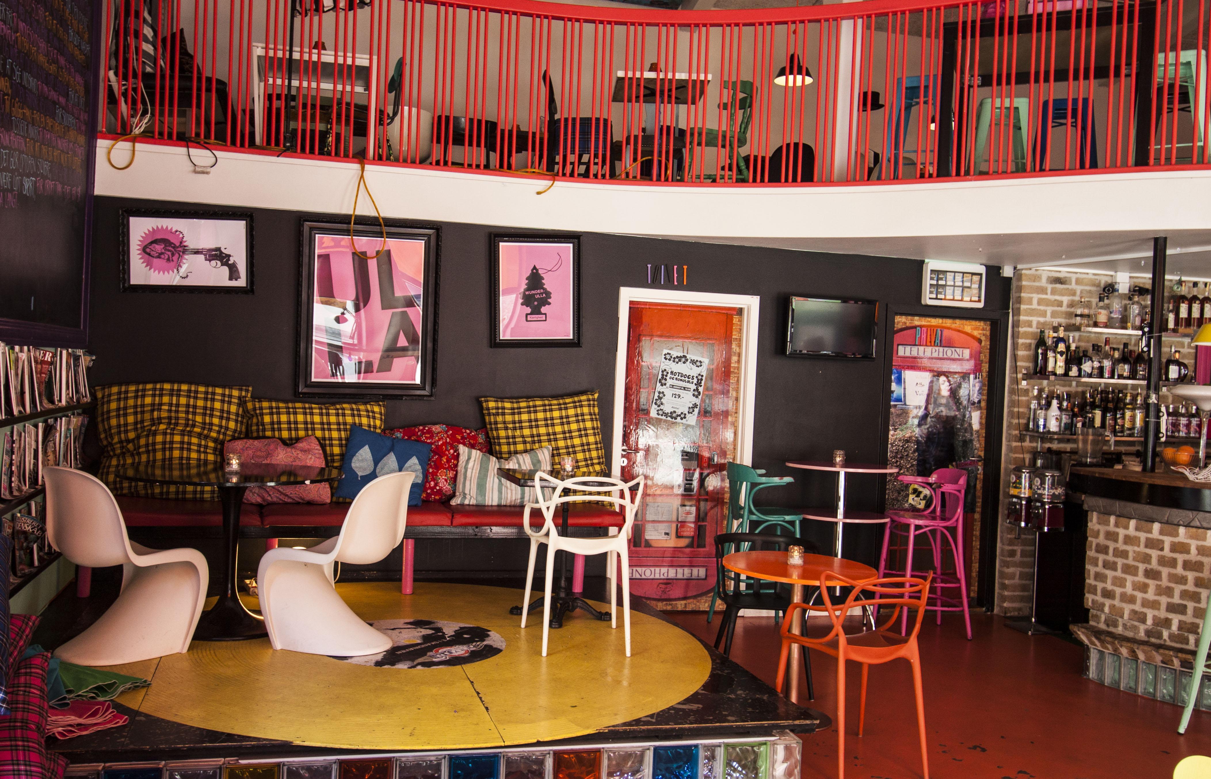Café Ulla Terkelsen London aalborg reserver spis menukort dinnerlust