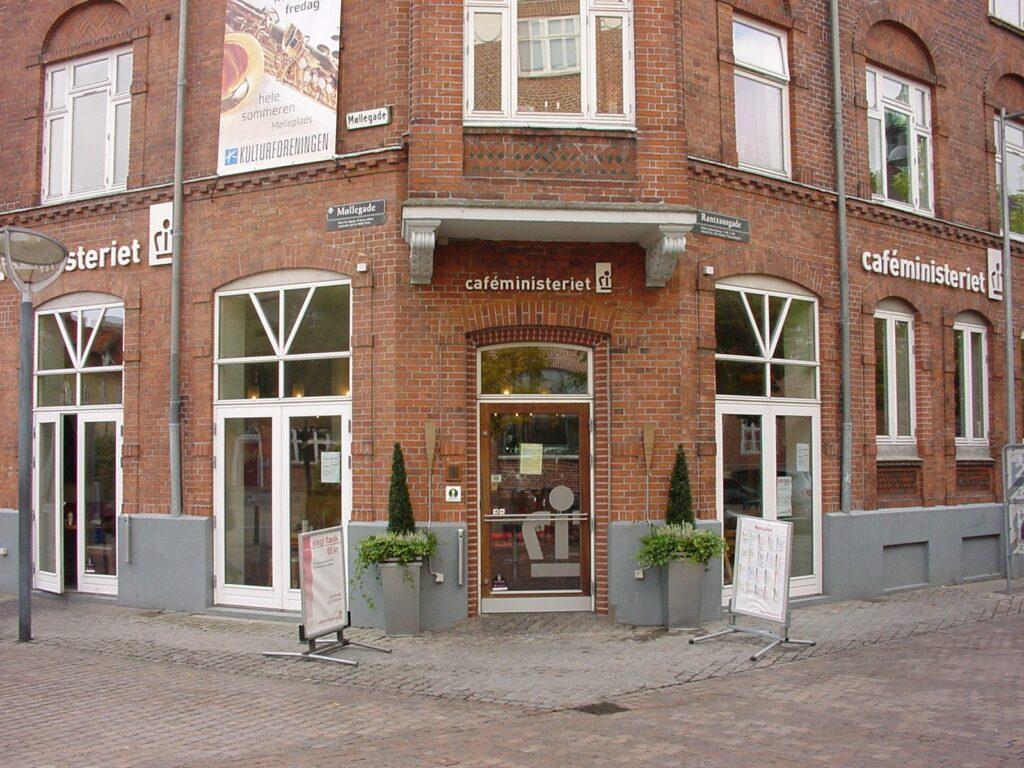 Caféministeriet
