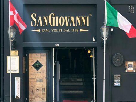 SanGiovanni Trattoria & Pizzeria