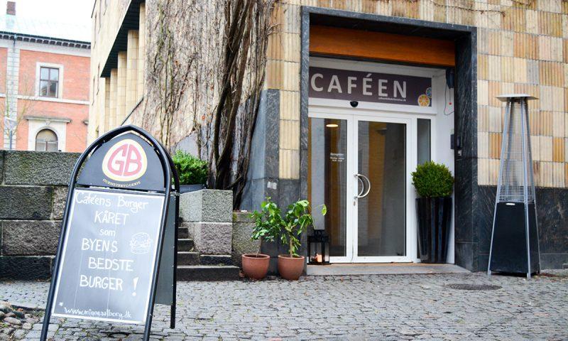 Caféen på Gammeltorv