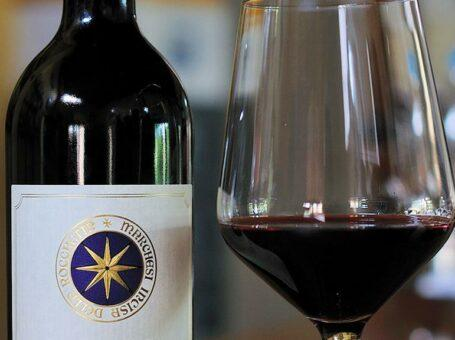 restaurant fusion sassicaia winemakers dinner aalborg 9000 dinnerlust reserver vin wine menu