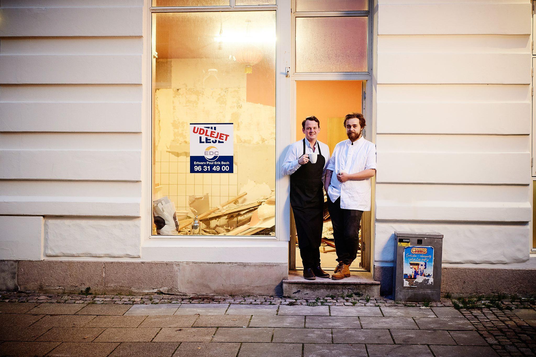 alimentum aalborg løkkegade gourmet restaurant café 9000 nordens paris dinnerlust reserver bord menukort åbningstider