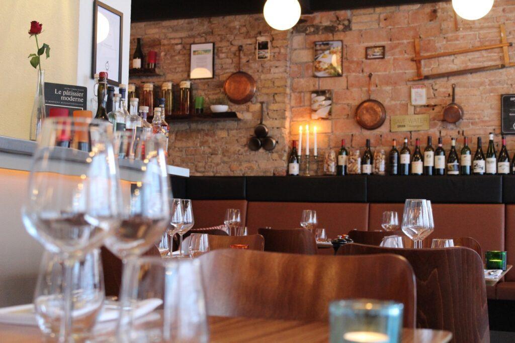 Restaurant Rusk fransk inspireret