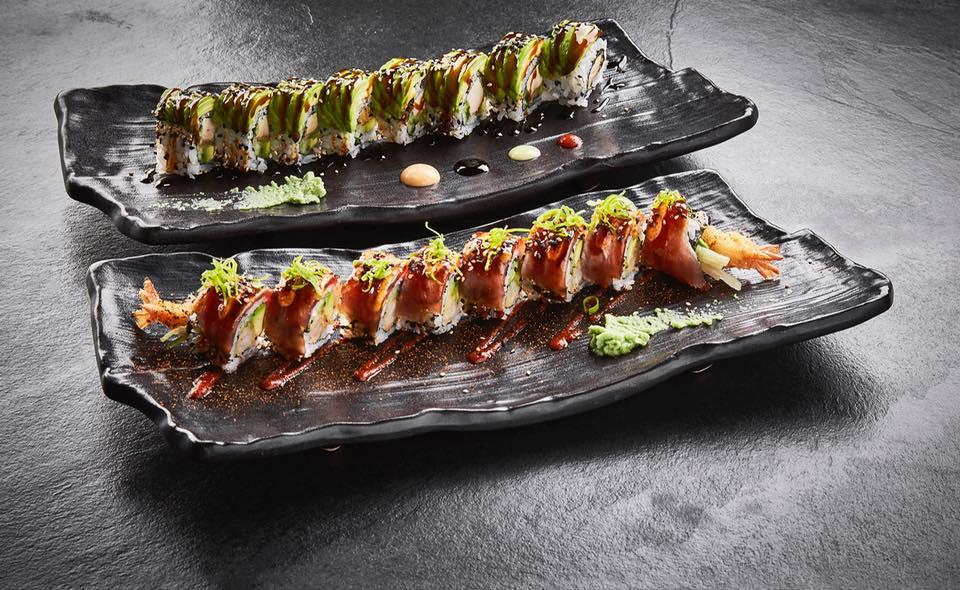 Smiling Sushi