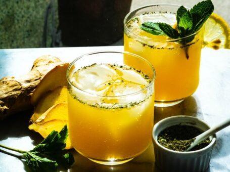 Klassiske cocktails med Ginger beer